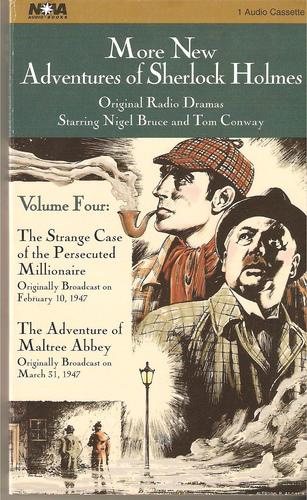 More New Adventures of Sherlock Holmes – Volume 4
