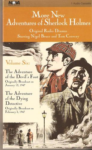 More New Adventures of Sherlock Holmes – Volume 6