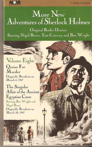 Download More New Adventures of Sherlock Holmes – Volume 8
