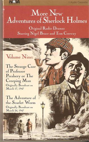 More New Adventures of Sherlock Holmes – Volume 9