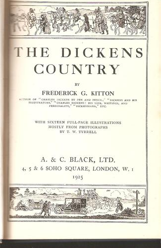The Dickens Country.