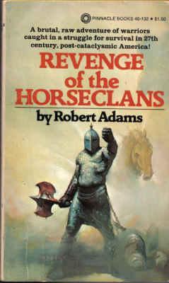 Revenge of the Horseclans