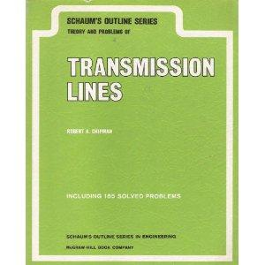 Download Schaum's outline of theory and problems of transmission lines