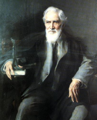 Photo of W. M. Flinders Petrie