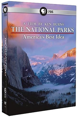 The National Parks America's Best Idea, Burns, Ken (Contributor)