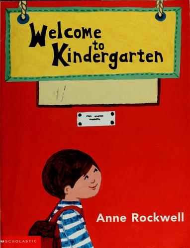Download Welcome to kindergarten