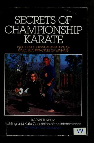 Download Secrets of championship karate