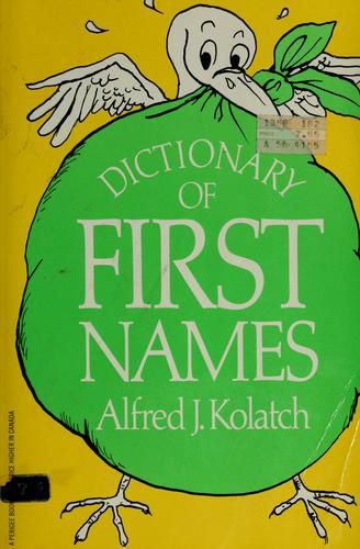 Download The Jonathan David dictionary of first names