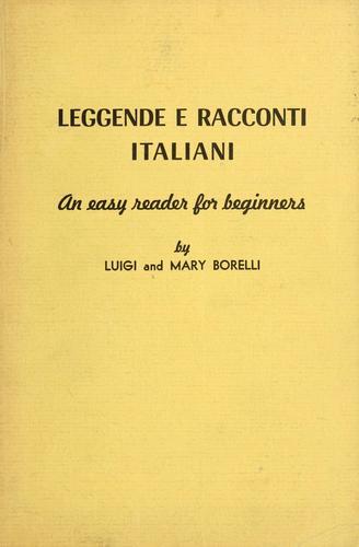 Leggende e racconti italiani