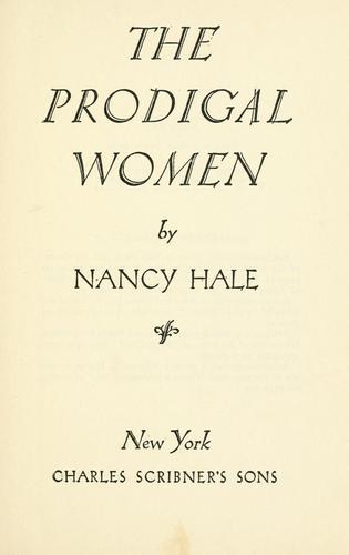 The prodigal women