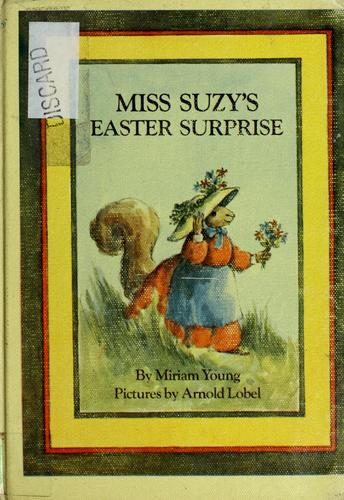 Miss Suzy's Easter surprise