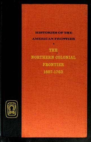 Download The northern colonial frontier, 1607-1763.