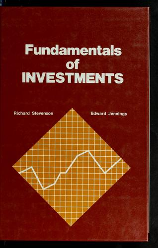 Download Fundamentals of investments