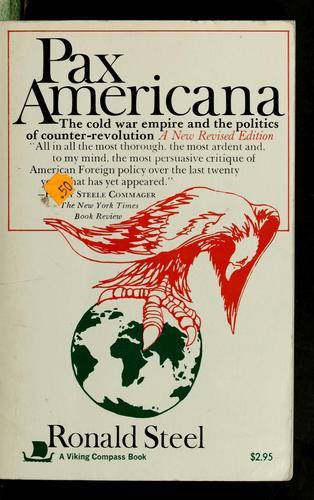 Pax Americana.