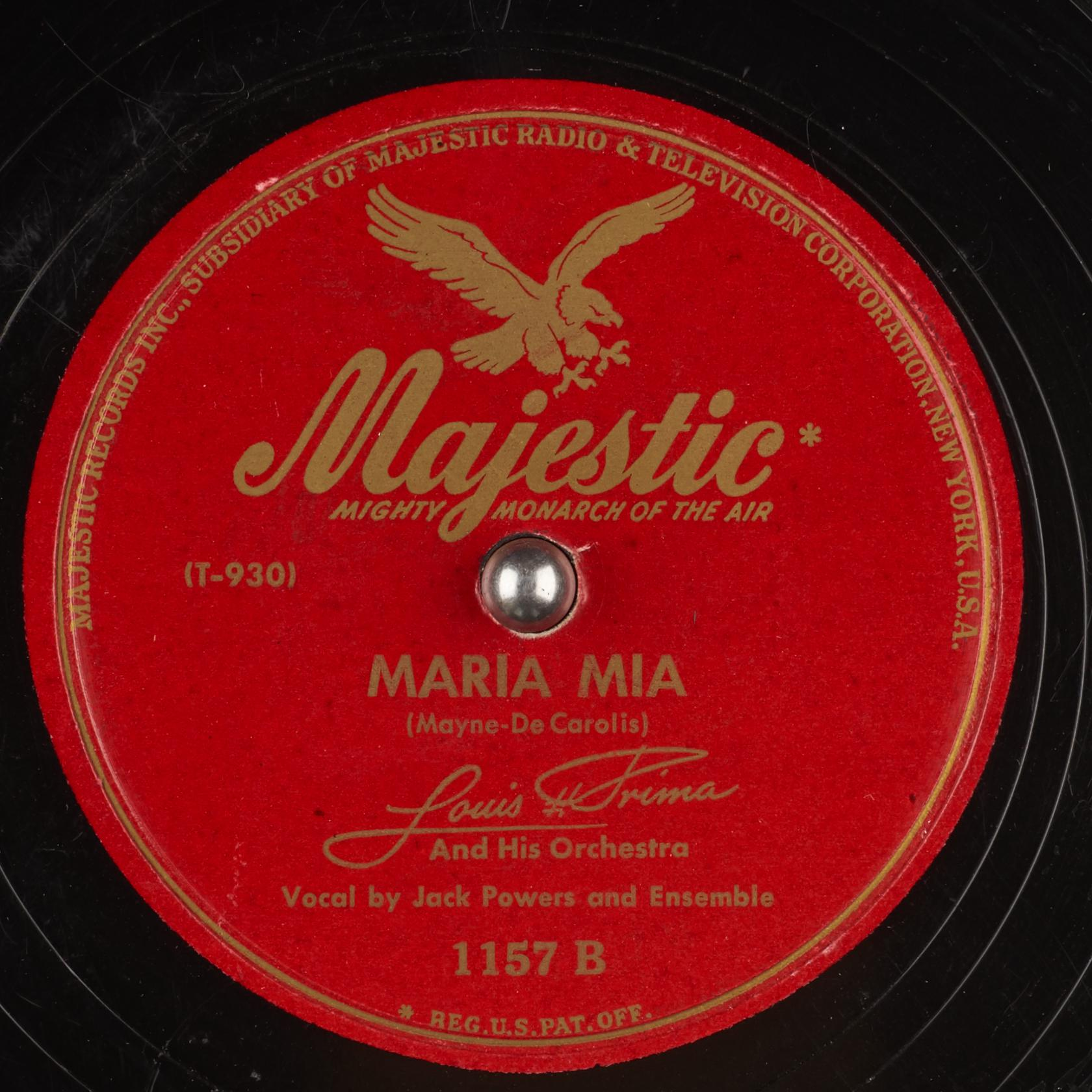 Maria Mia Stream