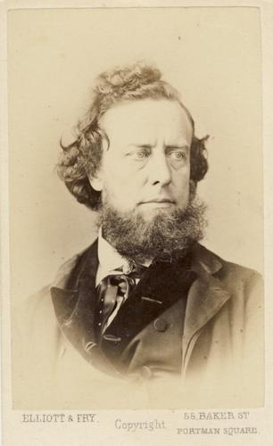 Photo of William Hepworth Dixon