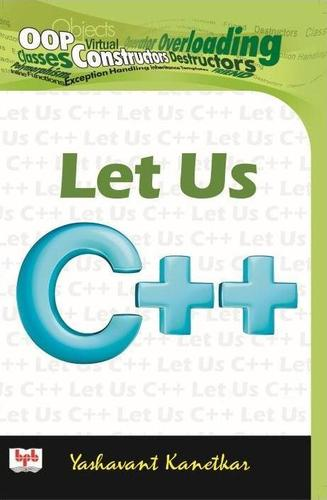 Let Us C++ by Yashavant Kanetkar