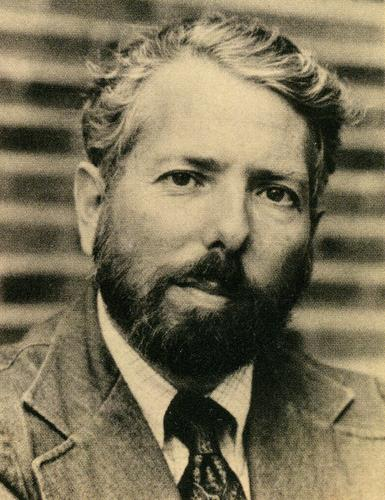 Photo of Stanley Milgram