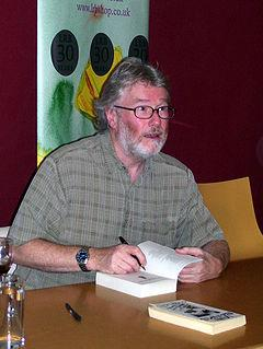 Photo of Iain M. Banks