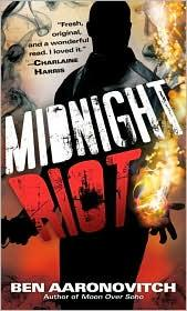Midnight Riot by Ben Aaronovitch