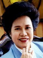 Photo of Miriam Defensor-Santiago