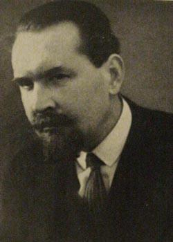 Photo of Nikolai Sergeevich Trubetskoi