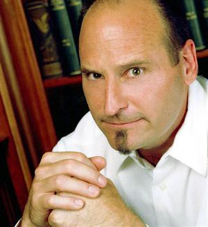 Photo of Jon Scieszka