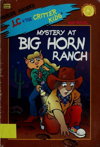 Mystery at Big Horn Ranch by Erica Farber