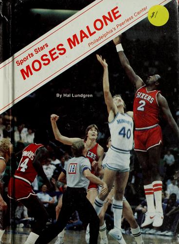 Moses Malone by Hal Lundgren